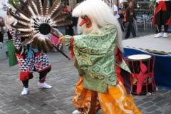 Free performances on High Street